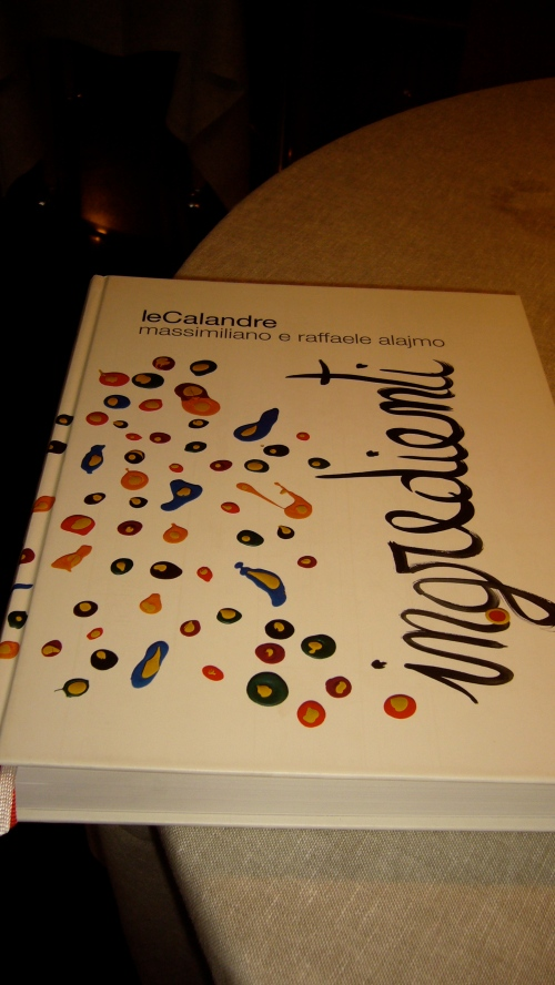 Calandre Cookbook